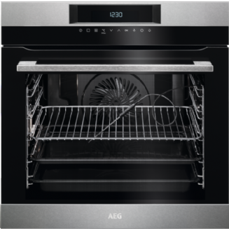 AEG SenseCook - Oven with Pyrolytic Cleaning BPK642020M